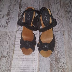 Guess Size 9 M Heels